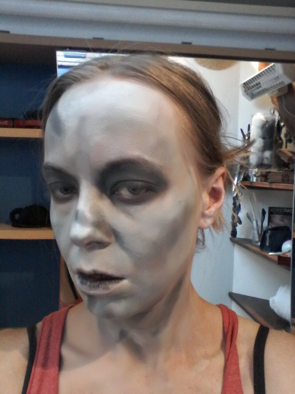 maquillage halloween lille